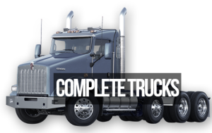 B and W truck Parts - Complete Used Trukcs